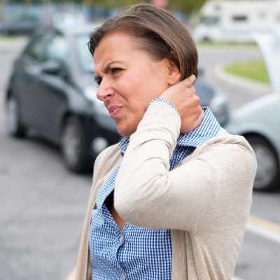 Erstatning etter bilulykke