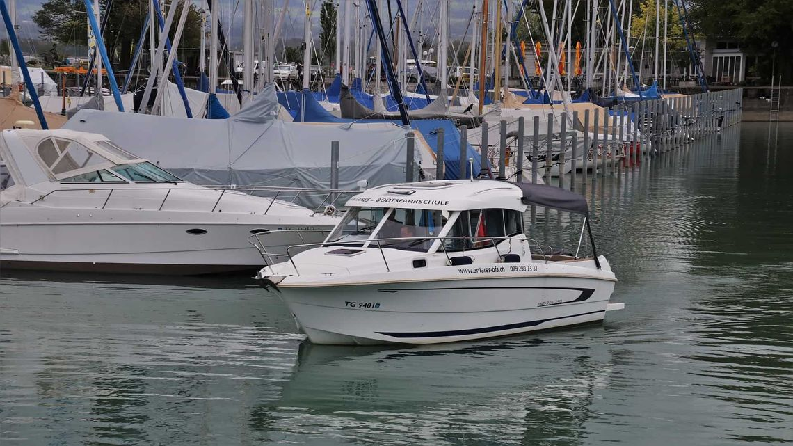 Referansesak båt